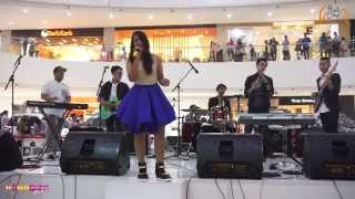 I Surrender - Celine Dion (Cover) by Hanin Dhiya Live From Cibinong City Mall