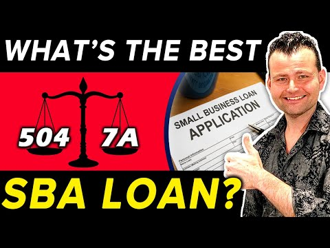 , title : 'SBA Business Loans: 504 vs 7A, Which is Better?