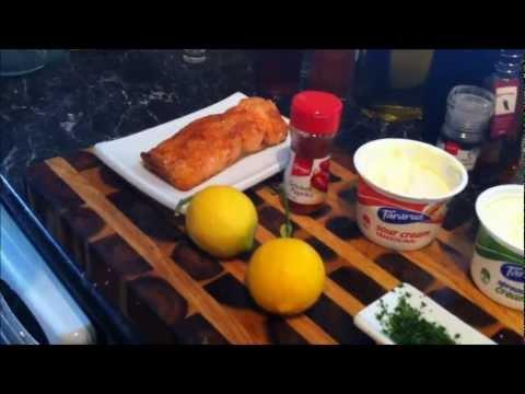 Smoked Salmon and Smoked Paprika.wmv