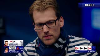 €100,000 Super High Roller - EPT Monte Carlo 2018 - Part 1