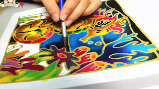 Gambar cover Do it by your self : Batik Painting Art