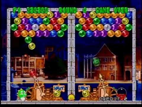 Speedrun Bust A Move 2: Arcade Edition (N64) - VS CPU - Normal - 08:00 by Shawne25