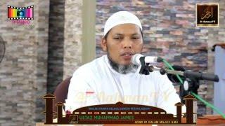 Ustaz Muhammad James - Adab Di Dalam Majlis Ilmu