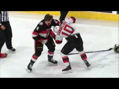 Austin Cangelosi vs. Jordan Murray