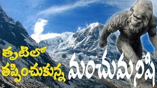 Yeti I Secrets Of The Abominable SnowMan I In Himalayas
