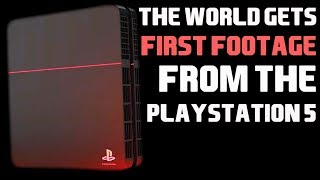 Playstation 5 | FIRST EVER FOOTAGE FROM THE PS5! | PS5 Latest News, Rumours, Leaks, Price & Reveals