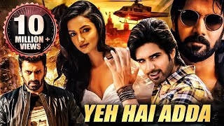 Yeh Hai Adda (Adda) 2019 NEW RELEASED Full Hindi Dubbed Movie | Sushanth, Shanvi, Dev Gill