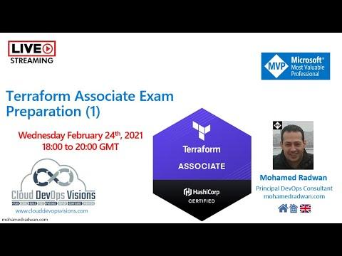 Terraform Associate Exam Preparation (1) - YouTube