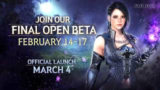 Trailer Final Open Beta