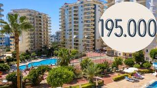 #131 4+1 Duplex Wohnung der Superlative über den Dächern von Alanya