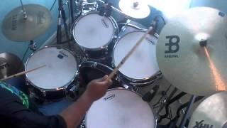 Anthony Hamilton - Woo (Drum Cover)