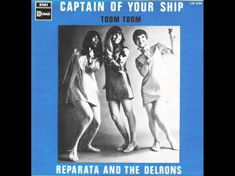 Captain Of Your Ship / Reparata And The Delrons. Mp3