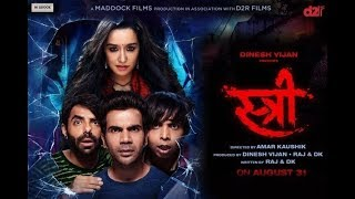 Stree Full Movie | Shraddha Kapoor | Rajkummar Rao | Promotional Event #Stree