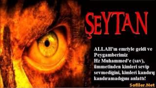 şeytan ile peygamberimiz (sav) konuşuyor