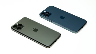 Apple iPhone 12 Pro vs Apple iPhone 11 Pro Comparison & Review!