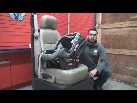 Peg Perego Primo Viaggio SIP 30 Installing Car Seat Without Base