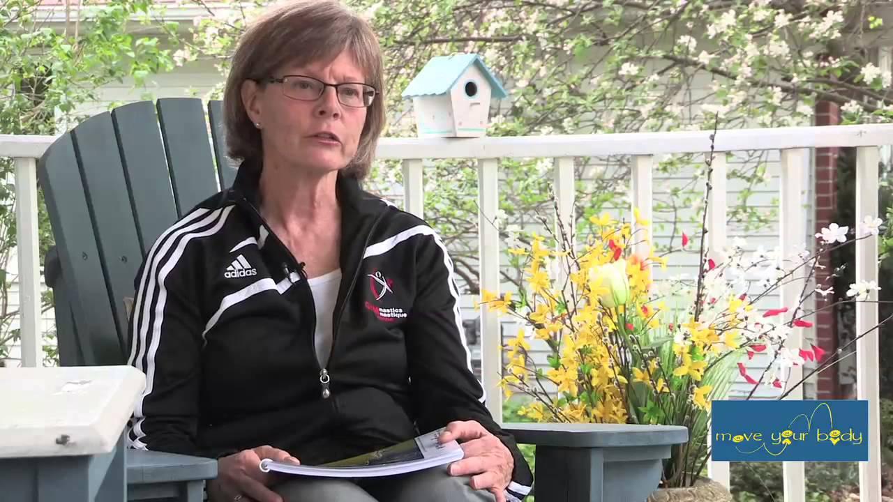 Gymnastics Canada Move Your Body Program