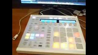 "Studio ""I.JaZZ""Native Instruments MASCHINE MK 2 TEST"