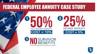 Federal Employee Annuity Case Study
