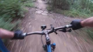 Maple Lake East - Palos Mountain Bike Trails