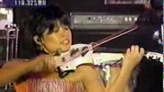 Vanessa-Mae Michael jackson & friends in korea 1