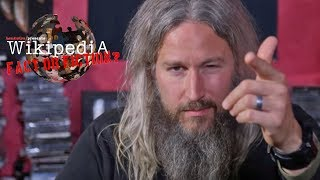 Mastodon's Troy Sanders - Wikipedia: Fact or Fiction?