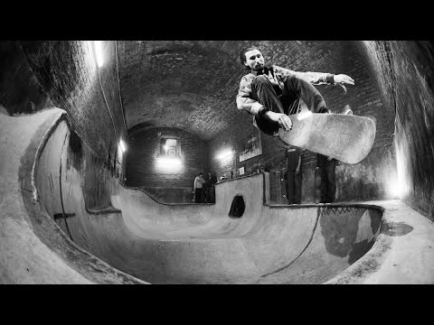 How to Build an Underground DIY Skate Bowl.