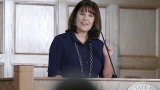 Mrs. Karen Pence Announces Her Art Therapy Initiative