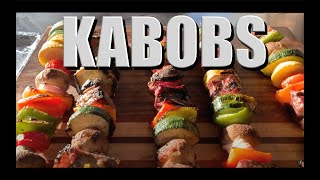 How To Make Easy Kabobs On The Grill