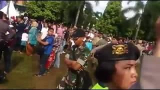 INBOX Di Kudus RICUH !!! 29 Oktober 2016 ,  Polisi &  Polwan Marah Marah