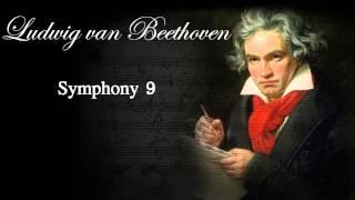 Symphony 9 - Beethoven | La mejor musica clásica | Simfonia nº9 de Beethoven
