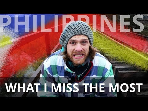 What I miss the Most in the Philippines | Season 02 Episode 06