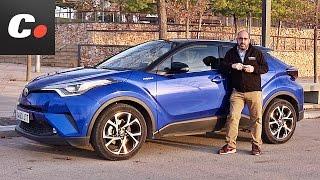 Toyota C-HR | Prueba / Test / Review en español | Coches.net