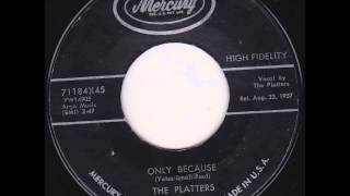 The Platters      The Mystery Of You
