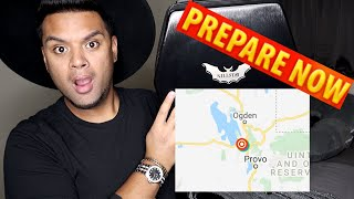 ⚠️ What's in My Earthquake Preparedness Kit | PREPARE NOW‼️