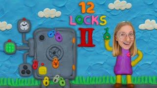 CO ZNAJDĘ W SEJFIE? - 12 Locks