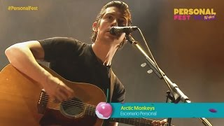 Arctic Monkeys - Cornerstone (Live at Personal Fest)