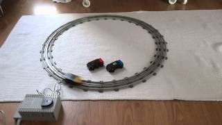 LEGO Eisenbahn 7865 12V Motor train engine 7725 7735 7740 7745 7755 7760 12V gelb interpoko