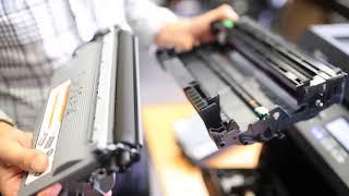 Как восстановить засохший картридж струйного принтера в домашних условиях?