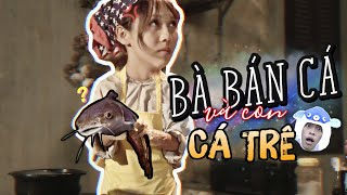 BÀ BÁN CÁ VÀ CON CÁ TRÊ - Hậu Hoàng | COMEDY MUSIC VIDEO