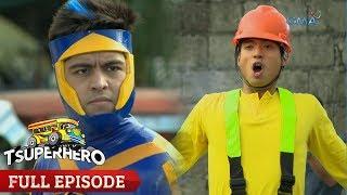 Gambar cover Tsuperhero: Han Hangin vs Tsuperhero   Full Episode 10