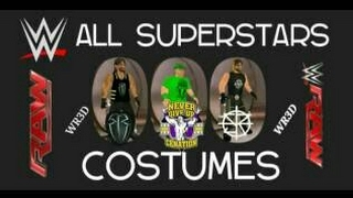All Costumes Of WR3D | EndlessVideo