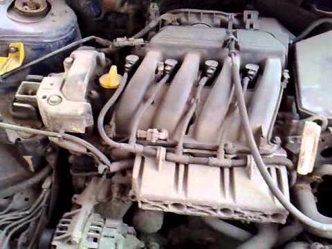 Der Kanister 3 Liter für das Benzin die Metallische