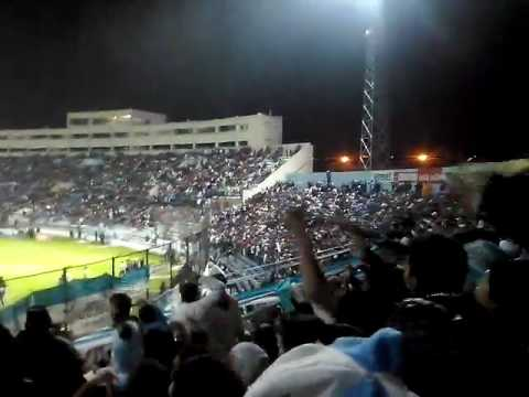 """""""Gimnasia y Esgrima de Jujuy (Lobo Norte)"""" Barra: La Banda de la Flaca • Club: Gimnasia y Esgrima Jujuy"""