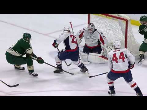 Washington Capitals vs Minnesota Wild - March 28, 2017 | Game Highlights | NHL 2016/17