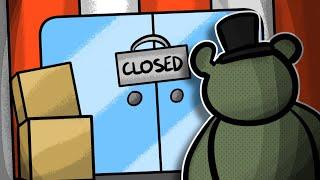 Dreadbears Pizzeria SHUTS DOWN | Minecraft FNAF Roleplay