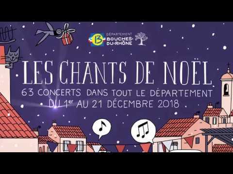 Les Chants de Noël 2018