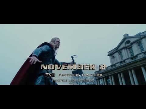Marvel's Thor: The Dark World - TV Spot 3