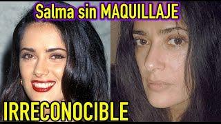 Salma Hayek COMPARTE FOTO Sin MAQUILLAJE HORRIBLE