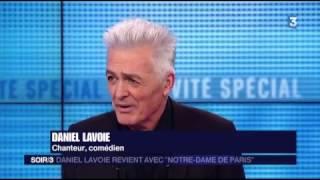 Daniel Lavoie - Soir 3 - 25 Dec 2016.